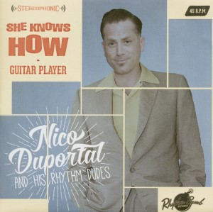 Duportal ,Nico - She Knows How + 1