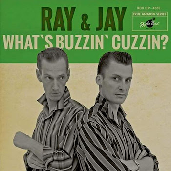 Allen ,Ray & Jay - What's Buzzin' Guzzin? (Ltd Ep )