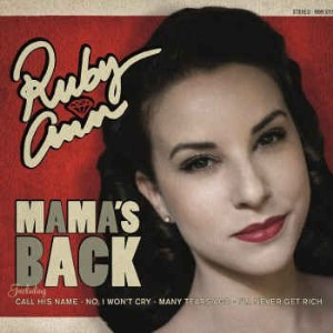 Ruby ,Ann - Mama's Back