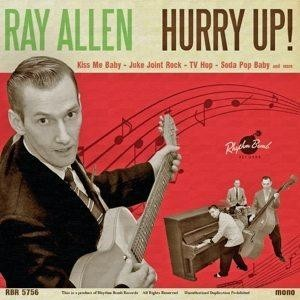 Allen ,Ray - Hurry Up !