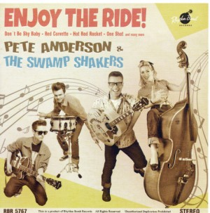 Anderson ,Pete & The Swamp Shakers - Enjoy The Ride