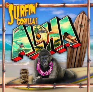 Surfin' Gorillas ,The - Aloha