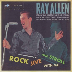 Allen ,Ray - Rock ,Jive & Stroll With Me (ltd Vinyl )
