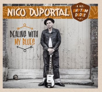 Duportal ,Nico And His Rhythm Dudes - Dealing With My Blues (lp)