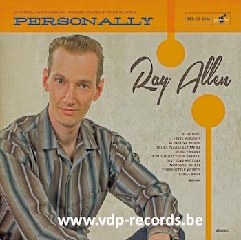 Allen ,Ray - Personally ( Ltd Lp )