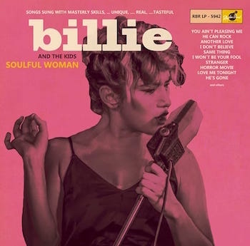 Billie And The Kids - Soulful Woman ( Ltd Lp )