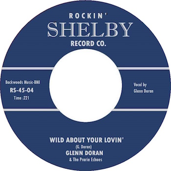Glenn ,Doran And The Prairie .. - Wild About Your Lovin' + 1