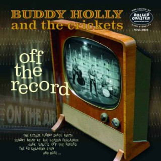 "Holly ,Buddy & The Crickets - Of The Record 10"" Lp"