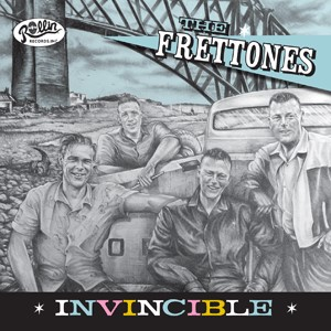 "Fret Tones ,The - Invincibles ( ltd 10"" Vinyl )"