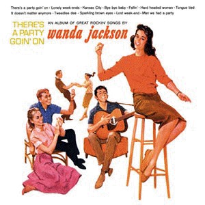 Jackson ,Wanda - There's A Party Goin' On