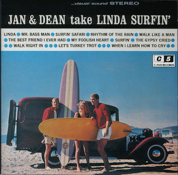 Jan & Dean - Take Linda Surfin'