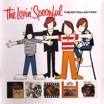 Lovin' Spoonful ,The - The Ep Collection