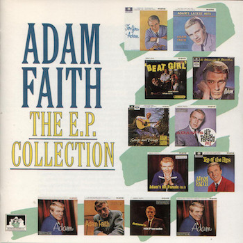 Faith ,Adam - The Ep Collection