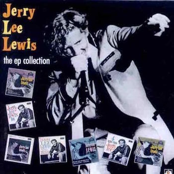 Lewis ,Jerry Lee - The Ep Collection