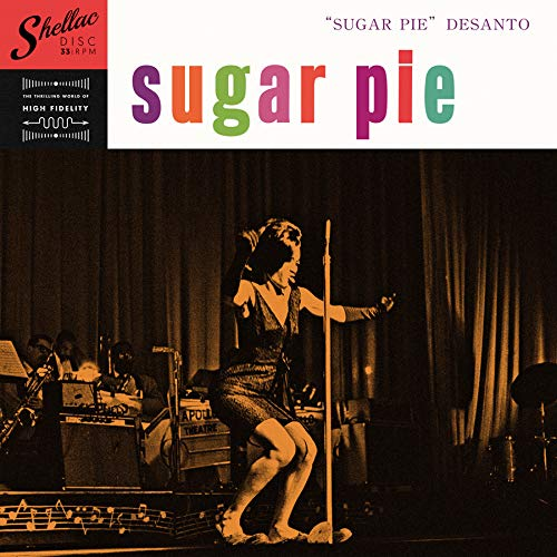 Desanto ,Sugar Pie - Sugar Pie ( Ltd Lp)