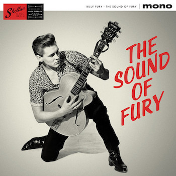 Fury ,Billy - The Sound Of Fury ( Ltd Lp )
