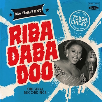 V.A. - Riba Daba Doo : Raw Female R&B ( cd)