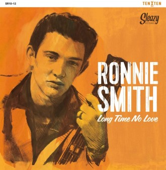 "Smith ,Ronnie - Long Time No Love ( ltd 10 "" )"