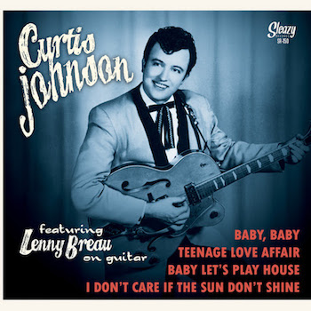 Johnson ,Curtis - Feacturing Lenny Breau On Guitar (Ltd Ep)