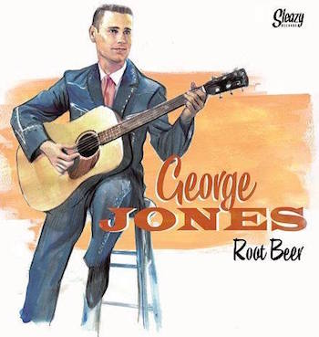 Jones ,George - Root Beer + 1 (ltd 45's )