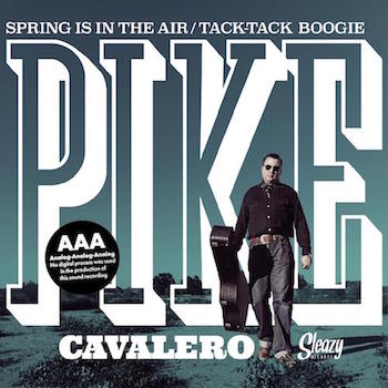Cavallero ,Pike - Spring In The Air + 1