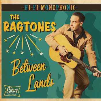 Ragtones ,The - Between Lands + 3 ( Ltd Ep )