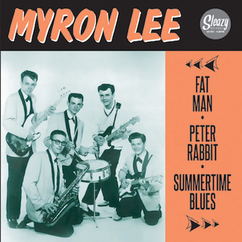 Myron Lee - Fat Man + 2 ( Ltd 45's )