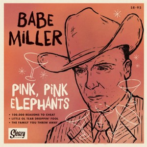 Babe Miller - Pink ,Pink Elephants + 3 ( Ep)