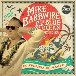 Barbwire ,Wire And The Blue Ocean Orc. - El Surfista ...