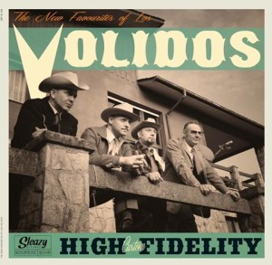 "Los Volidos - The New Favorites Of ... ( 10"" lp )"