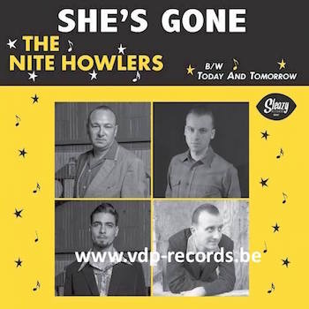 Nite Howlers ,The - She's Gone + 1