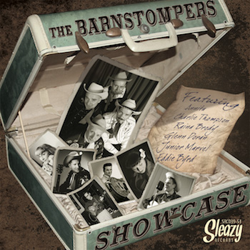 Barnstompers ,The - Showcase ( Ltd cd Version )