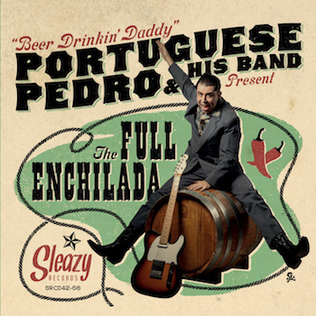 Portuguese Pedro - The Full Enchilada ( cd )