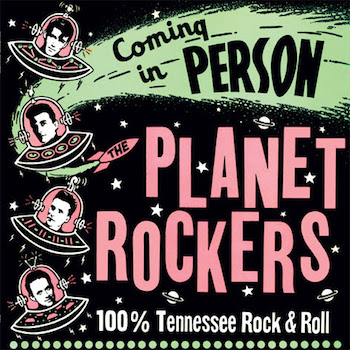 Planet Rockers ,The - Coming In Person ( Ltd 180gr Vinyl)