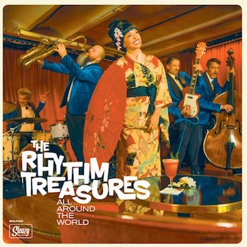 Rhythm Treasures ,The - All Around The World