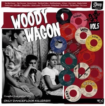 V.A. - Woody Wagon Vol 5 ( Ltd Lp )