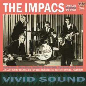 Impacts ,The - The Complete King Single And Beyond