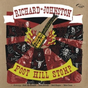 Johnston ,Richard - Foot Hill Stomp
