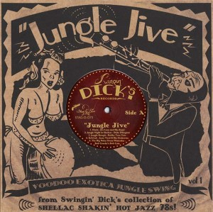 "V.A. - Jungle Jive ( ltd 10"" )"