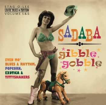 V.A. - 2on1 Sadaba - Gibble Gobble : Exotic Blues Rhythm 5-6