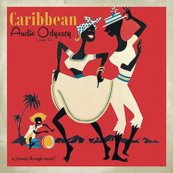 V.A. - Carribbean Audio Odyssey : Vol 2