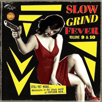 V.A. - 2on1 Slow Grind Fever Vol 9 & 10 ( cd )
