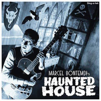 Bontempi ,Marcel - Haunted House / The Clock Strikes 3 ( ltd)