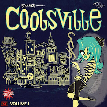 "V.A. - Stay Sicks Present : Coolsville Vol 1 (ltd 10"" )"