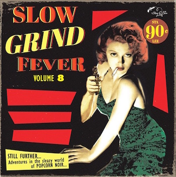V.A. - Slow Grind Fever Vol 8 ( lp )