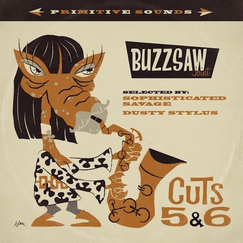 V.A. - Buzzsaw Joint : Cut 5 & 6 Sophisticated / Dusty Stylus