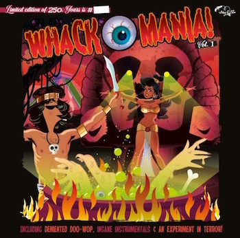 "V.A. - Whack-O-Mania Vol 1 ( Ltd 10"" )"