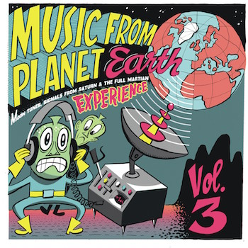 V.A. - Music From Planet Earth Vol 3 : Moon Tunes ,Signals From.