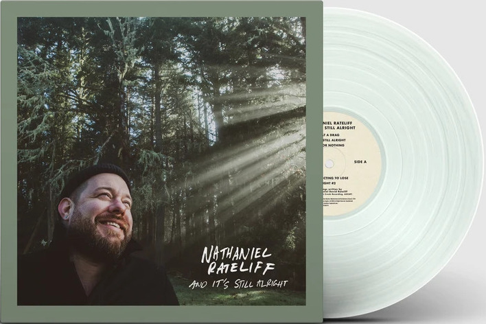 Rateliff , Nathaniel - And It's Still Alright ( Ltd Color Lp )
