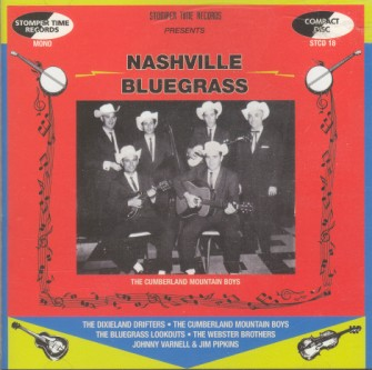 V.A. - Nashville Bluegrass